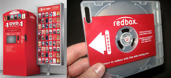 How Redbox Uses 2D Barcodes
